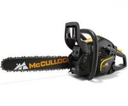 Mc culloch Cs450 láncfûrész 2 év garanciával